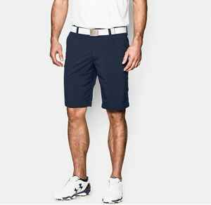2016 Under Armour *UA Match Play* Golf Shorts 1253487-408 Pick Size