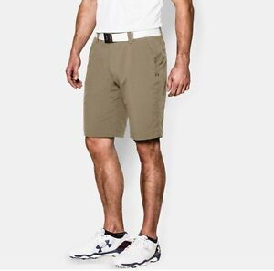 2016 Under Armour *UA Match Play* Golf Shorts 1253487-254 Pick Size