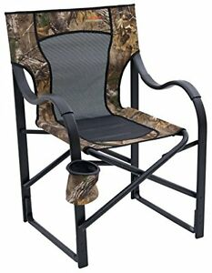 ALPS OutdoorZ Camp Chair Camping Furniture Hiking Outdoor Sports Sporting Goods