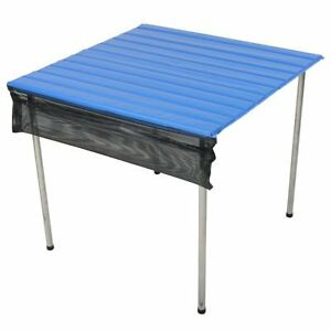 Camp Time Roll-A-Table Camping Furniture Hiking Outdoor Sports Sporting Goods