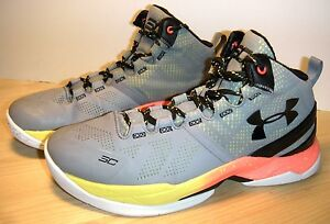Boys sz 6Y UNDER ARMOUR UA CURRY 2 II Shoes 1270817-035