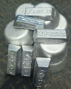 50+lbs Recycled Range Lead- Ingots Reloading  Sinkers  Casting