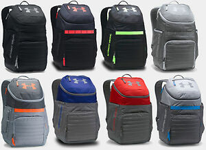 Under Armour UA Storm Undeniable 3.0 Backpack Back Pack Book Bag - Many Colors
