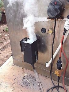BBQ GRILL, CHARCOAL OR GAS, THIS WILL MOUNT ON AND GIVE YOU 3 + HRS OF SMOKE!!