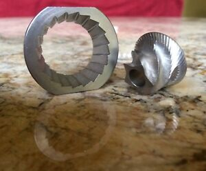 Jura Conical Grinder Burr Set Replacement Jura Cone Millstone Burrs Grinding