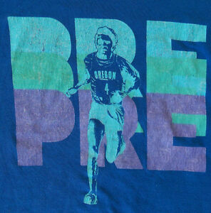 Vintage Nike PRE Running Shirt 1983 Steve Prefontaine S small EXTEMELY RARE!