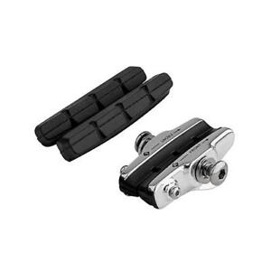 Clarks Shimano Brake Shoes Road 52mm Bolt on Bicycle Bike w Extras Pads