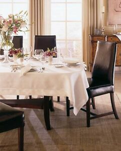 Sferra Classico White Placemats, Octagonal - Set of 4