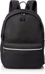 Under Armour Women'S Favorite Backpack Black Book Bag School Student Girl New