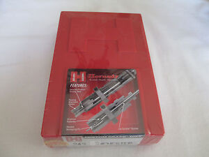 HORNADY 243 WINCHESTER 2 DIE SET #546244 - RELOADING AMMO TOOLS
