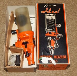 Lyman Ideal Powder Measure No. 55  in original Box