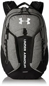 Storm Contender Backpack Under Armour For Men Women Graphite Black Gray One Size