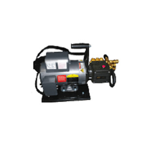 PRESSURE WASHER COLD WATER ELECTRIC 2GPM 1250PSI 2HP TEFC 120V HAND CARRY FRAME