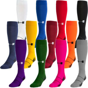 Under Armour UA U457 HeatGear All Sport Knee High Socks Over The Calf Baseball $10.99