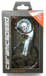 Ceramicspeed OSPW Shimano 91009150 and R8000 Black Ceramic Speed