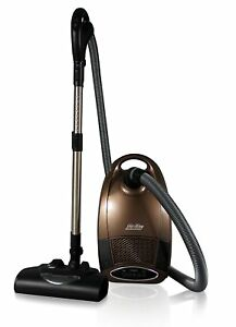 AirWay Agilus HEPA Bagged Canister Vacuum Cleaner with Electric Power Brush
