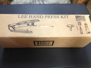 LEE HAND PRESS KIT 90180