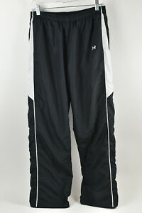 UNDER ARMOUR Women's Mesh Lined Track Workout Running Wind Pants Size M SKU:F0