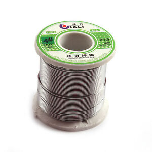1.0mm Tin Lead Tin Wire Melt Rosin Core Solder Soldering Wire Roll Weight 230g
