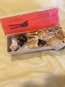 Rare Vintage Ideal co. bullet  mold 575213 In The Box Wpaper Work