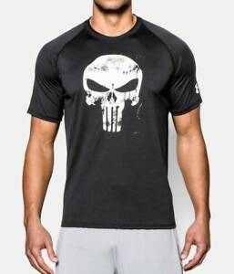 Under Armour UA Men's Alter Ego Punisher Loose Fit T-Shirt WorkoutCasual Tee