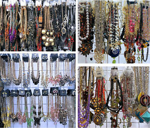 Wholesale Lot 90 Pcs NEW Quality Jewelry Necklace Earring Sets Bracelets w Tags