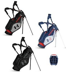 UNDER ARMOUR UA STORM MATCHPLAY 14 WAY STAND GOLF BAG NEW - PICK A COLOR - 2018