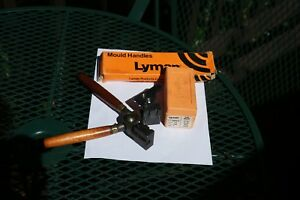 Lyman double cavity bullet mold #225415 .22 caliber with handles