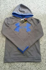 New Under Armour Storm Youth Boys Water Resistant Sweatshirt Hoodie X-Large