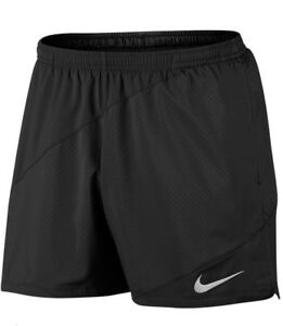 NWT Nike Men's Dri-Fit 5 Flex 2 in1 Distance Running Shorts Sz L XL 904221