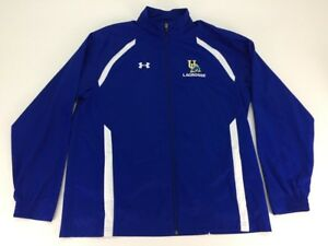 Delaware Fightin' Blue Hens Lacrosse Under Armour Jacket XL Loose LAX Mens 7287