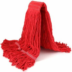 2-Pack Commercial Universal Mop Head 16 ounce