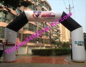 20ft Inflatable ArchesCustom Inflatable Archways with UL blower and logo