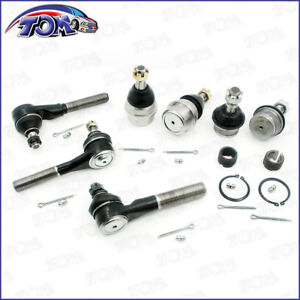 7x Suspension Kit Tie Rods Ball Joints Jeep Wrangler Grand Cherokee Comanche TJ $41.24