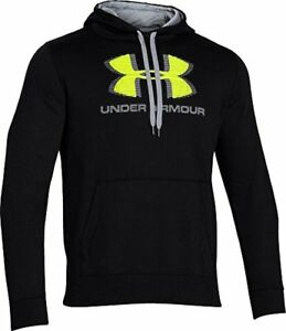 Mens Under Armour Rival Cotton Sportstyle Hoody - Choose SZColor