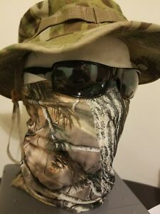 Realtree face mask tactical military army Camo Camouflage HUNTING balaclava $6.39