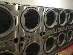 Commercial Laundry Equipment Washers & Dryers Wascomat Generation 6 Stainless