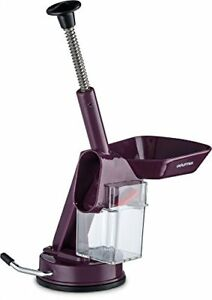 Gourmia GCC9630 Cherry Pitter and Corer - Quickly Removes Pits from Cherries