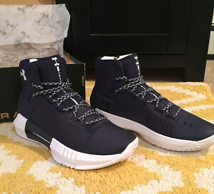 Under Armour UA Team Drive 4 Midnight Navy Size 5 or Women's Size 6