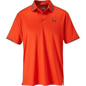 Under Armour UA coldblack Tip Men's Golf Polo Shirt 1259595 XL $70 NWT