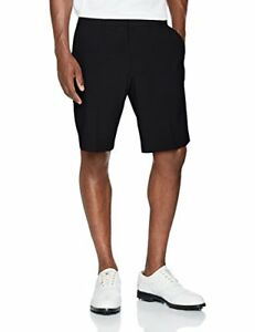 Nike Flat Front Woven Golf Shorts 2017 Black