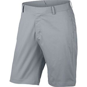 Nike Flex Washed Men's Golf Shorts - Wolf Grey (28)