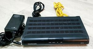 COMCAST HD RNG110 CABLE BOX RECEIVER TV HIGH-DEF PLUS POWER & HDMI CORD