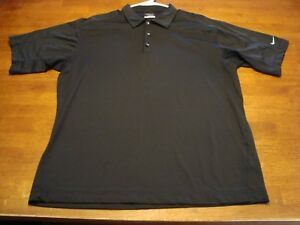 NIKE GOLF FIT-DRY Polo Shirt (Men's Size MED)