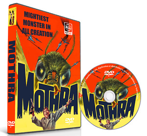 MOTHRA 1961 - ENGLISH DUBBED SCI-FI CLASSIC