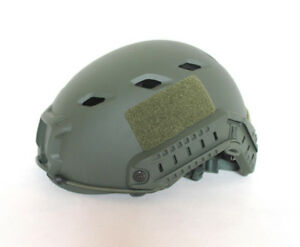 US TACTICAL LIGHTWEIGHT SEAL FAST OPS-CORE BASE JUMP HELMET GREEN Color
