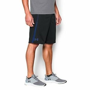 Under Armour Men's Tech Mesh Shorts BlackRoyal