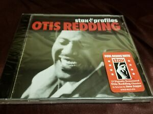 Otis Redding Stax Profiles CD! New and sealed, shift super fast.
