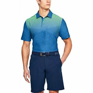 Under Armour Men's Playoff Polo MediterraneanRhino Gray 3X-Large