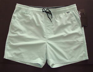 NWT Hurley Men's Dri Fit One and Only Volley Walk Shorts Size XL MWS0003460 $18.88